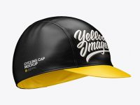 Cycling Cap Mockup