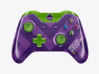Xbox One Controller Mockup - Front View