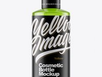 Cosmetic Bottle Mockup
