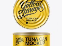 Tuna Can Mock-up