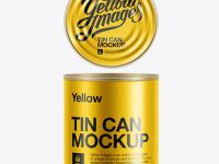 Tin Can Mock-Up