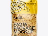 Fusilli Package Mockup