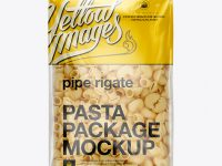 Pipe Rigate Package Mockup