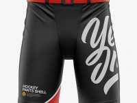 Hockey Pants Shell - Front View
