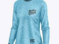 Melange Women's Long Sleeve Jersey