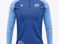 Men's Squad Drill Soccer Top - Front View