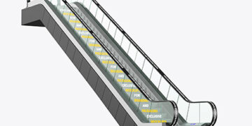 Escalator Mockup
