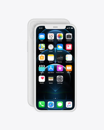 iPhone 12 Pro Front Clay
