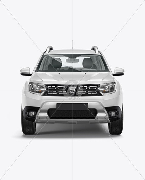 Compact Crossover SUV - Front View