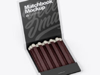 Matchbook Mockup