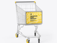 Shopping Cart Mockup