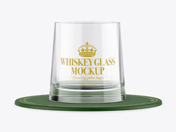 Whisky Glass Mockup