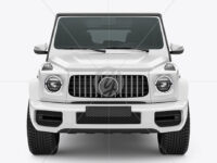 Full-size Luxury SUV - Front View
